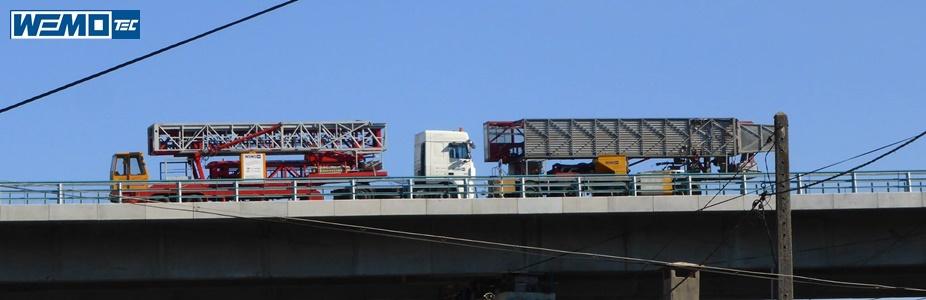 Underbridge units